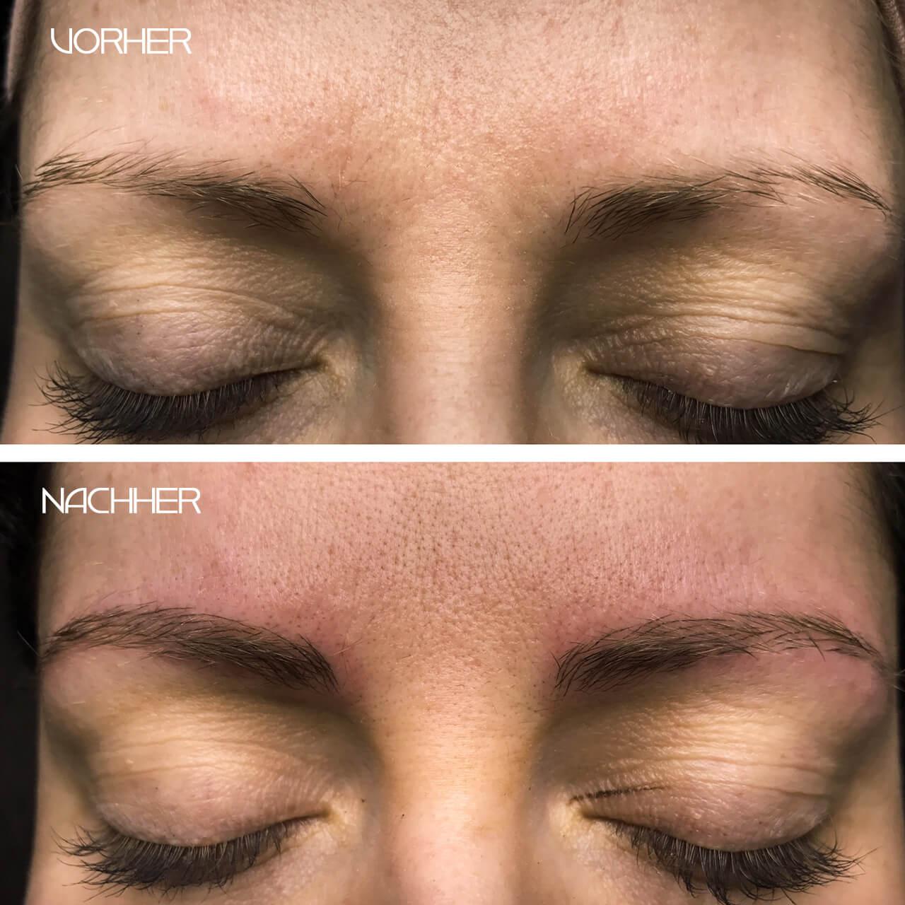 Permanent Make-up Referenzen - Amt für Schönheit